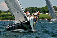 2014 New York Yacht Club Race Week at Newport