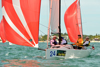 2015 Key West Race Week A 287