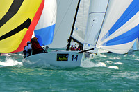 2013 Key West Race Week E 520