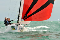2013 Key West Race Week C 1103