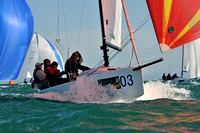 2013 Key West Race Week D 1087
