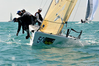 2013 Key West Race Week E 722