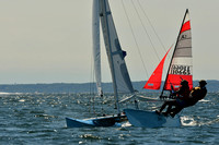 2015 Roton Point Multihull Regatta 348