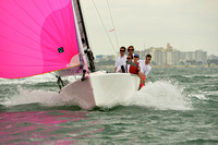 2015 Melges 24 Miami Invitational B 146
