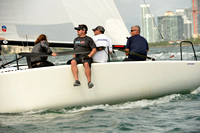 2015 Melges 24 Miami Invitational D 156