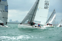 2015 Melges 24 Miami Invitational F 068