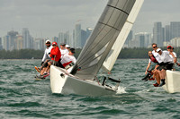 2015 Melges 24 Miami Invitational D 275