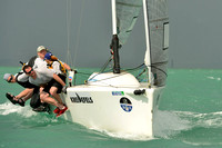 2015 Melges 24 Miami Invitational G 809