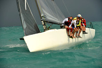 2015 Melges 24 Miami Invitational G 852
