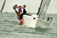 2015 Melges 24 Miami Invitational B 212