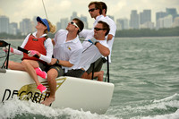 2015 Melges 24 Miami Invitational B 151