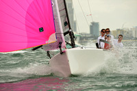 2015 Melges 24 Miami Invitational B 147
