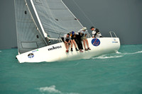 2015 Melges 24 Miami Invitational G 836