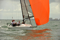 2015 Melges 24 Miami Invitational D 330