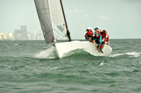 2015 Melges 24 Miami Invitational B 377