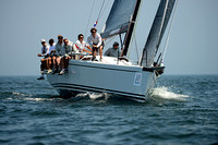 2013 Block Island Race Week A 348