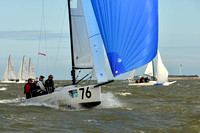 2016 Charleston Race Week D 1107