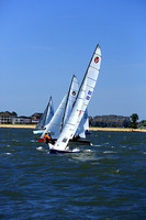 2014 Southern Bay Race Week DB3 002