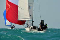 2014 Key West Race Week D 410