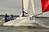 2014 J70 Winter Series A 1822