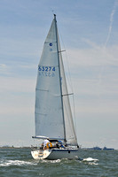2014 Southern Bay Race Week C 1445