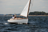 2011 Norwalk Catboat Race 082