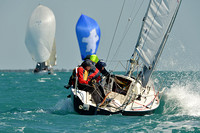 2014 Key West Race Week D 320