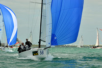 2014 Key West Race Week C 1055