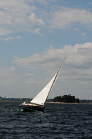 2011 Norwalk Catboat Race 012