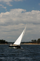 2011 Norwalk Catboat Race 010
