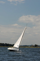 2011 Norwalk Catboat Race 124