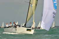 2014 Key West Race Week C 1355