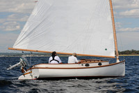 2011 Norwalk Catboat Race 066