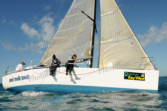 2012 Key West Race Week D 150