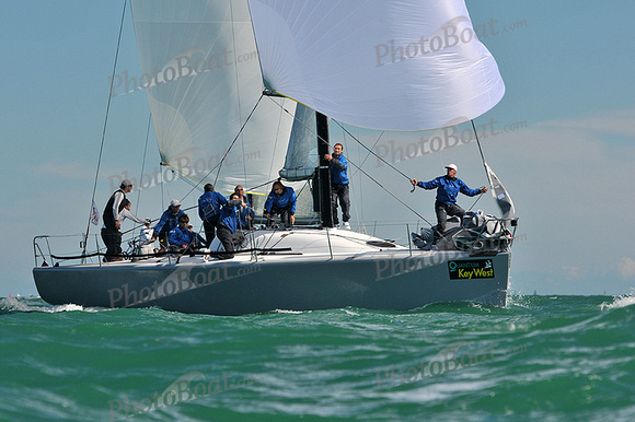 2013 Key West Race Week D 898