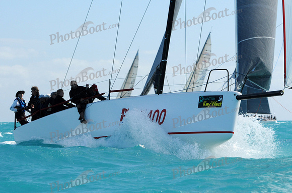 2012 Key West Race Week A 495