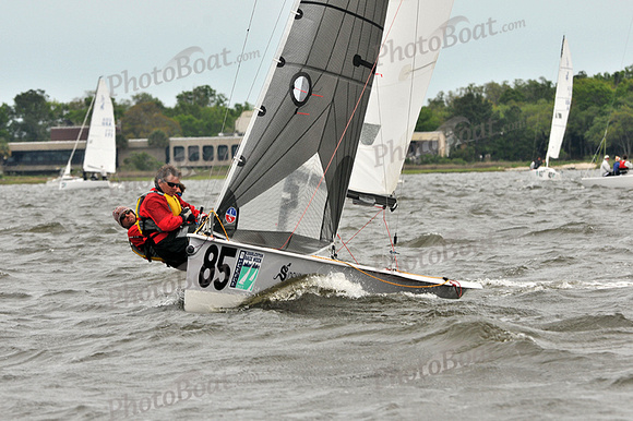 2013 Charleston Race Week B 1968