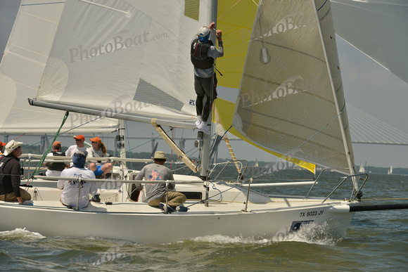 2017 Charleston Race Week D_2323