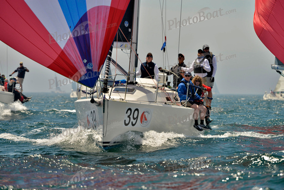 2017 Block Island Race Week C_0649