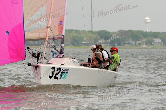 2012 Charleston Race Week A 981