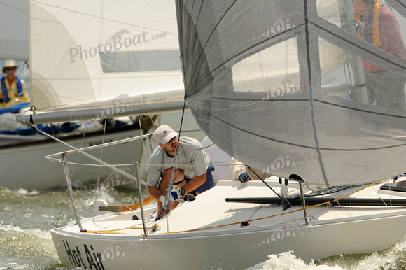2012 Southern Bay Race Week A 1833