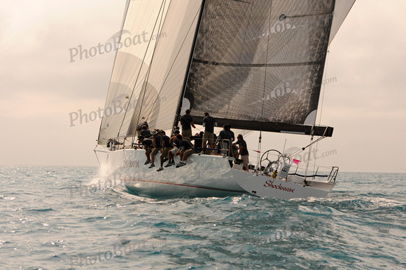 2012 Key West Race Week C 179