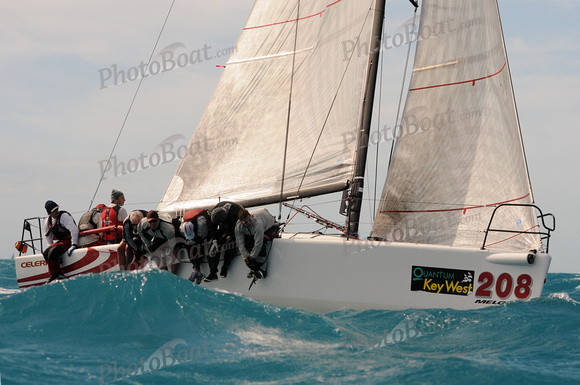 2012 Key West Race Week A 1108