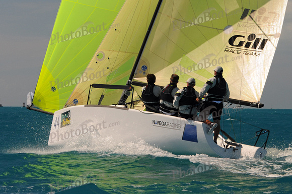 2012 Key West Race Week D 872