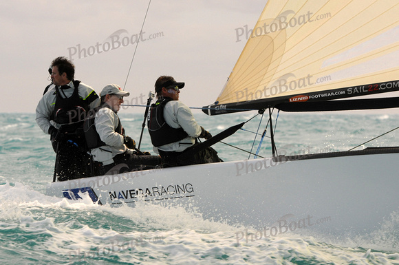 2012 Key West Race Week A 1071