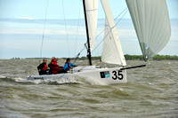 2016 Charleston Race Week D 1154