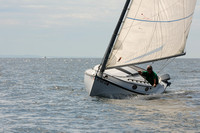 2011 Norwalk Catboat Race 136