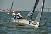 2017 Charleston Race Week B_0555