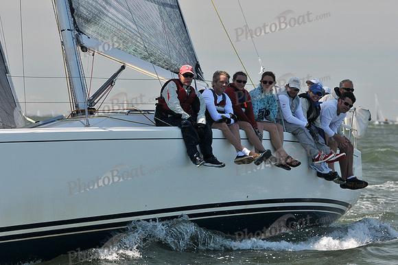 PhotoBoat.com: Double Eagle &emdash; 2014 Southern Bay Race Week C 224