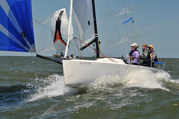 PhotoBoat.com: Loonatictu &emdash; 2014 Southern Bay Race Week D 964